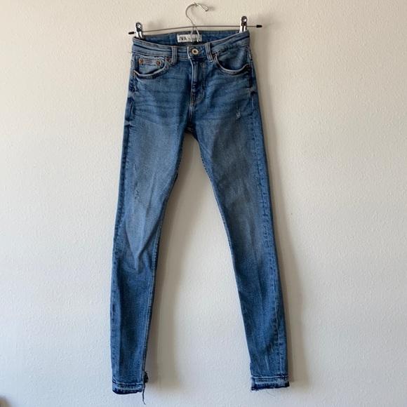 Zara premium skinny Jean